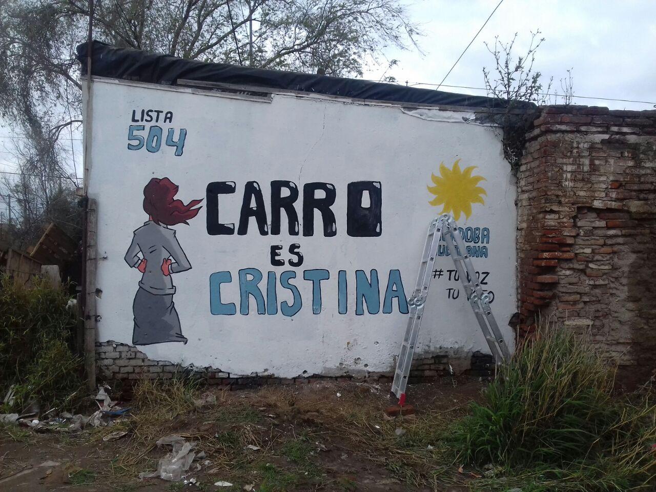 "Cristina en conferencia de prensa: denunció a Macri por ""persecución política"""