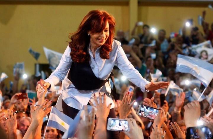"""Cristina tras las Elecciones: """"Seremos la oposición más firme"""""""