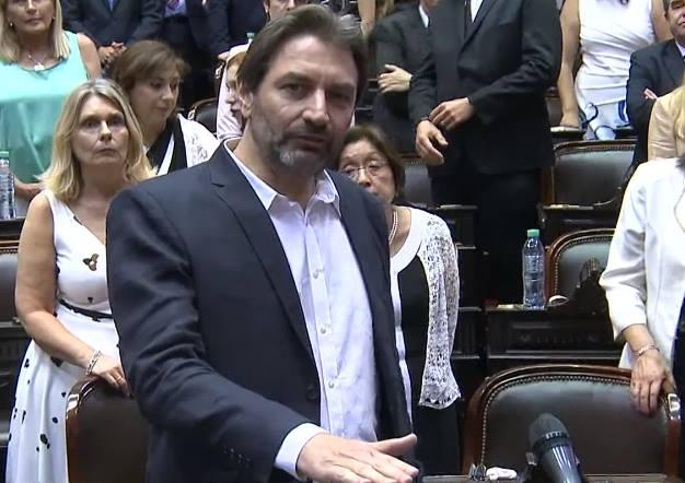 Este 6 de diciembre Juraron 127 nuevos diputados, entre ellos Pablo Carro