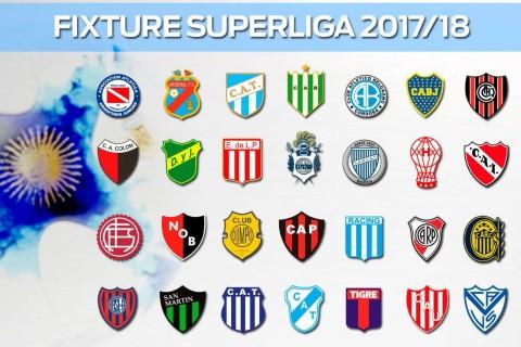 Segunda Rueda de la Superliga. Fecha 13