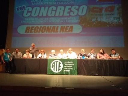 """Pablo Carro: """"Unir a los trabajadores contra el ajuste"""""""