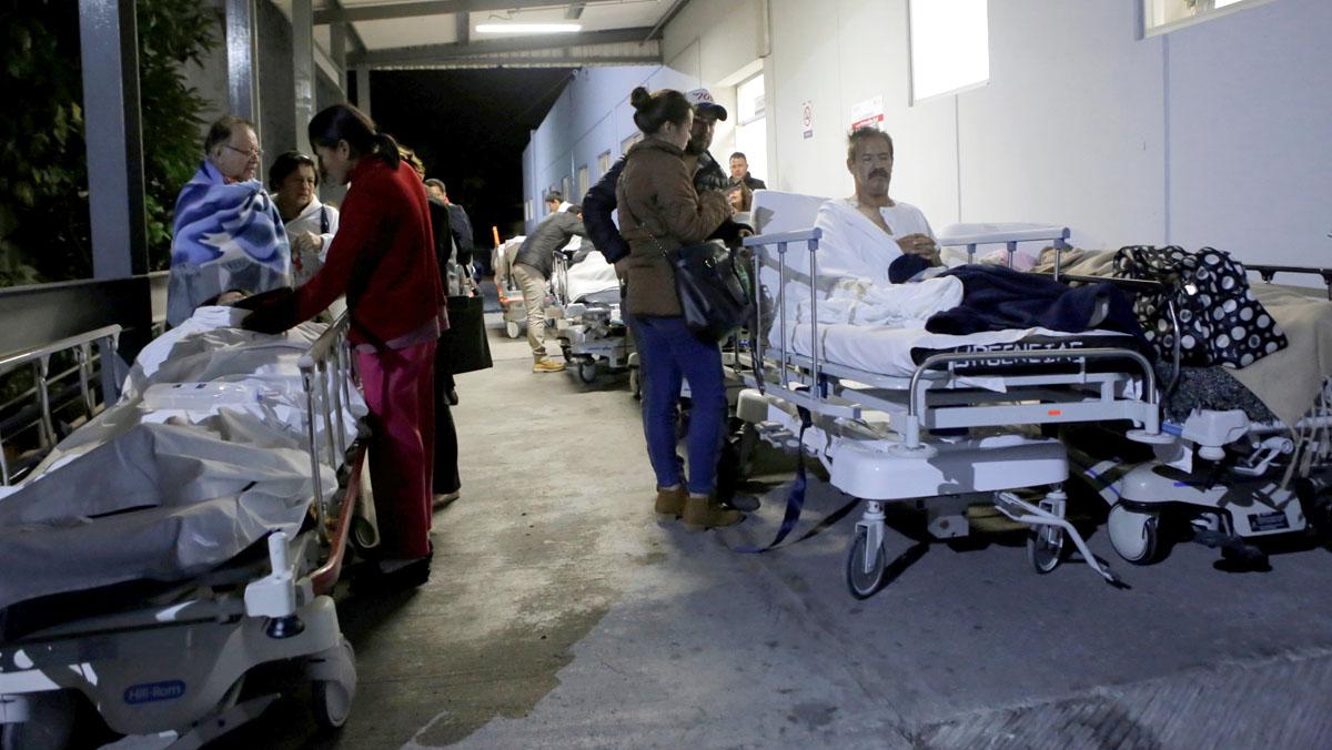 Terremotos y Huracanes azotan a México