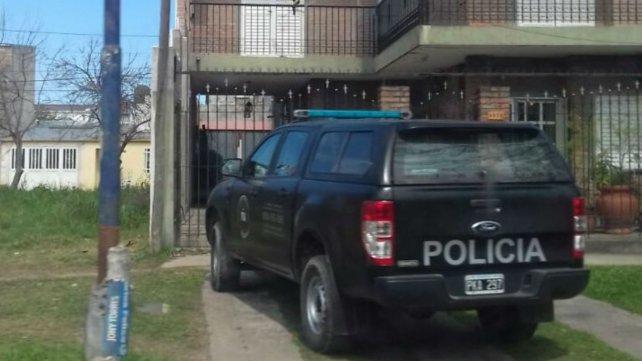 POLICÍA SANTAFESINA