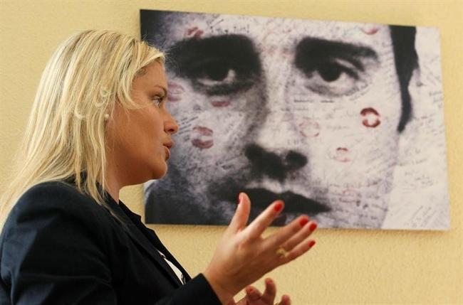 Mari Mar Blanco se querellará contra la diputada de Podemos que humilló a su hermano.
