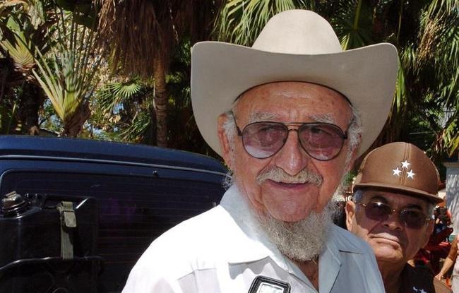 Muere Ramón Castro, hermano mayor de Fidel y Raúl Castro.