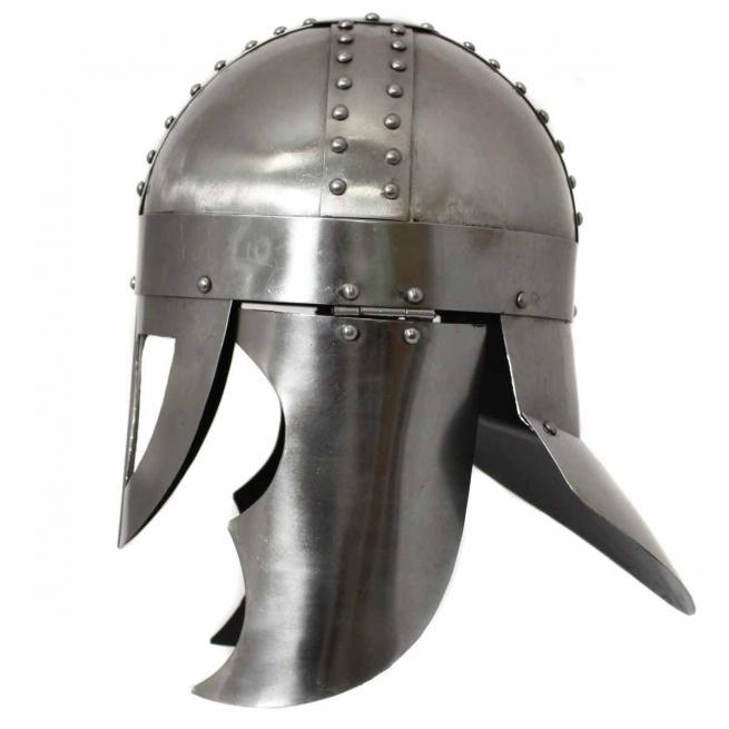 Vikingos, cultos y sin cuernos en los cascos.