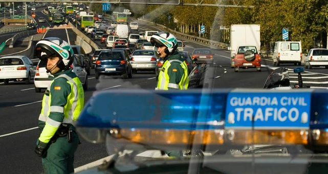 La DGT, preocupada por el aumento de agresiones a agentes de la Guardia Civil.