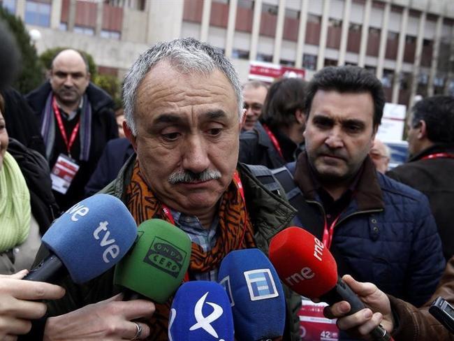 """Palabras del nuevo líder de UGT: """"La catalanofobia no funciona"""""""