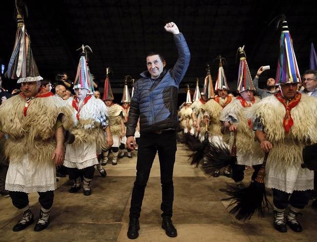 EH Bildu inicia el camino para hacer a Otegi candidato a lehendakari