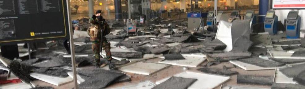 34 muertos en una cadena de atentados en el aeropuerto y el metro de Bruselas