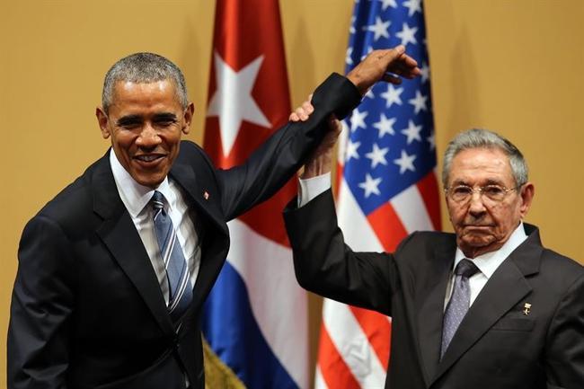 Raúl Castro se mofa de los presos políticos en las narices de Obama