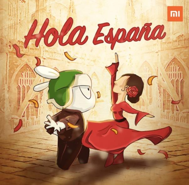 Xiaomi confirma su próxima llegada a España