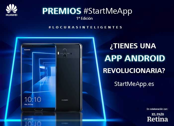 Huawei impulsa el desarrollo de Apps con los premios StartMeApp