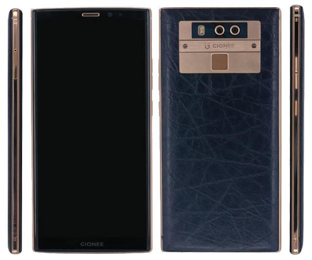 Gionee lanza su nuevo smartphone de gama alta para competir contra los grandes