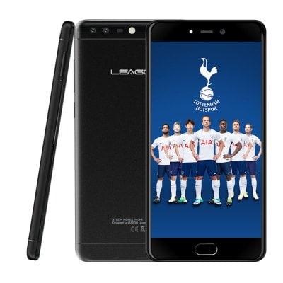 Leagoo presenta el primer smartphone con la arquitectura Airmont de Intel