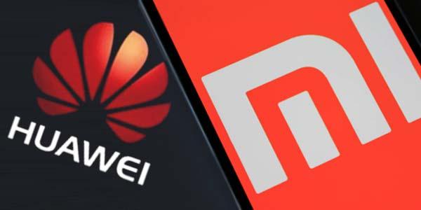 Xiaomi  y Huawei negocian con operadoras de Estados Unidos