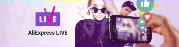 AliExpress Live crea una experiencia de compra online interactiva e innovadora