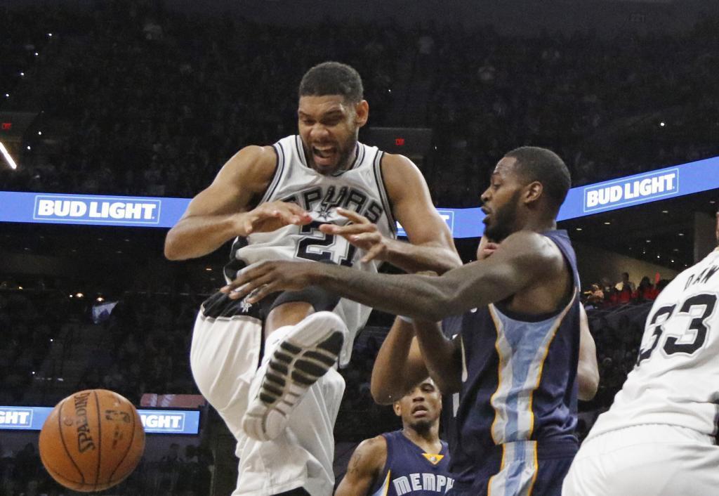 La defensa de los Spurs acojona... ¿a los Warriors también?