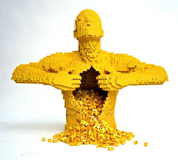 Arte con legos