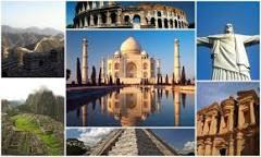 Las siete maravillas del mundo moderno