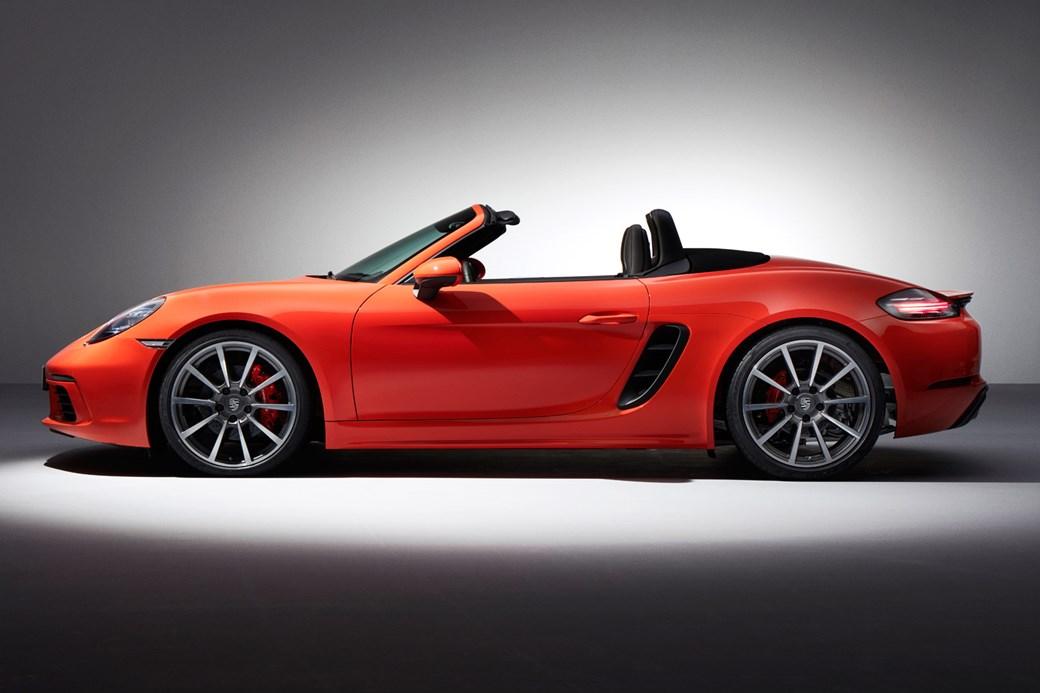 Porsche 718 Boxter: 718 maneras de enamorar