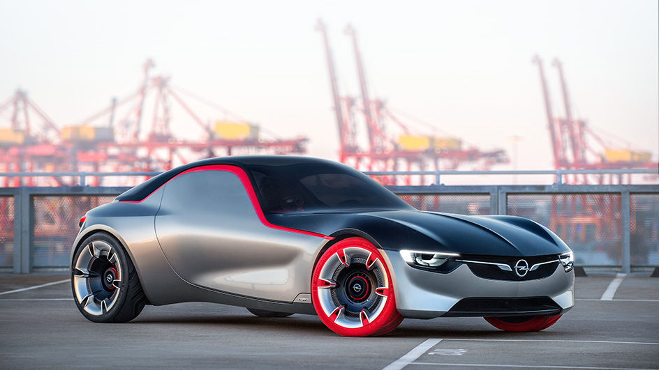 Opel GT Concept: Solo Concept