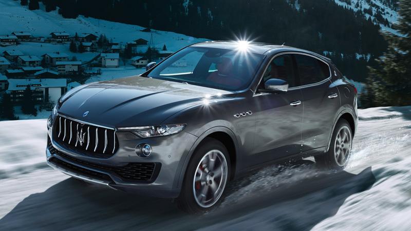 Maserati Levante: Maserati se une a la moda de los SUV´s