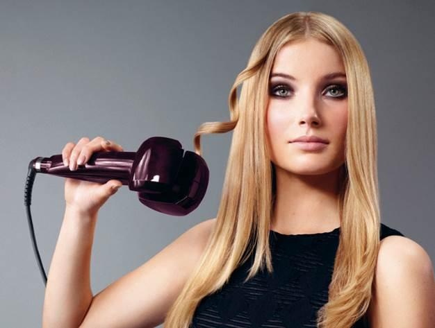 """El primo lejano del """"planpillo"""": El rizador automático de pelo."""