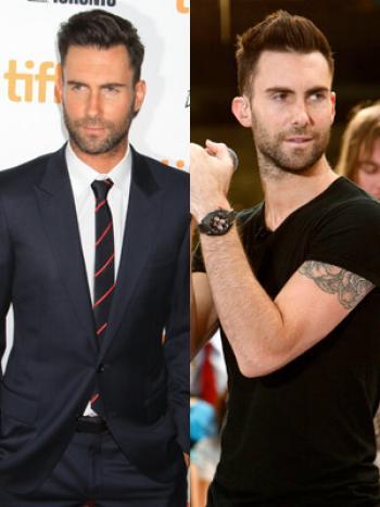 Adam Levine es el hombre más sexy del mundo