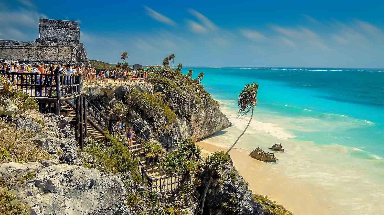 Tulum, una joya arqueológica en Riviera Maya