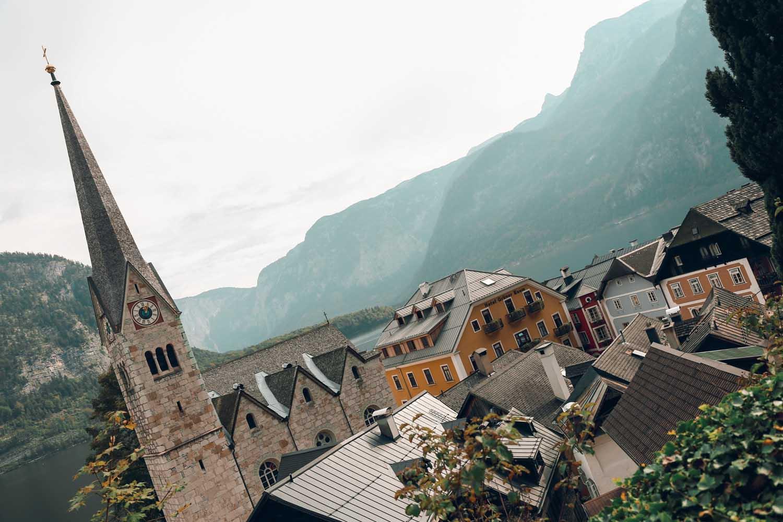 Hallstatt, el pueblo más bonito de Austria