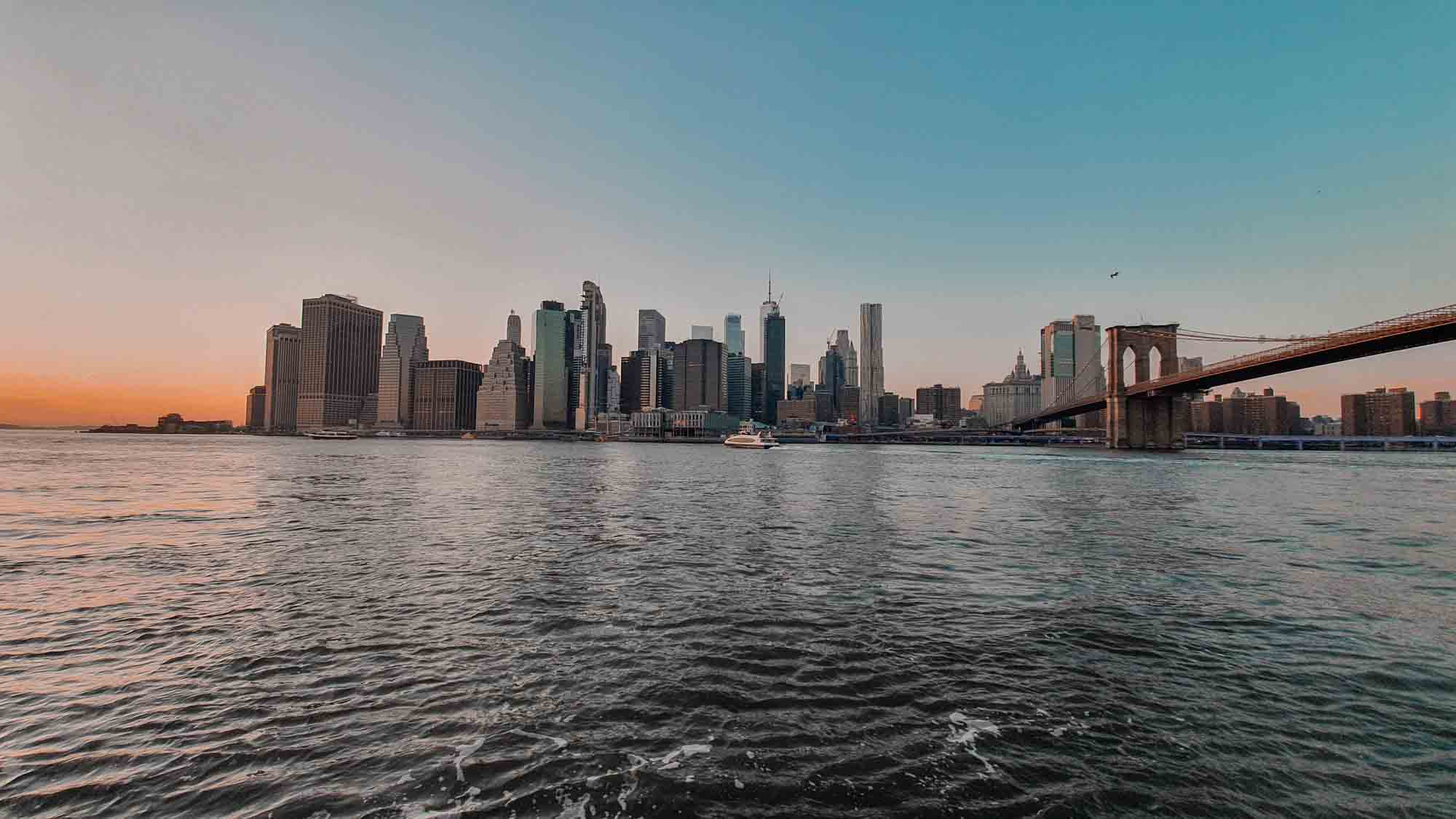 Skyline de Manhattan, en directo