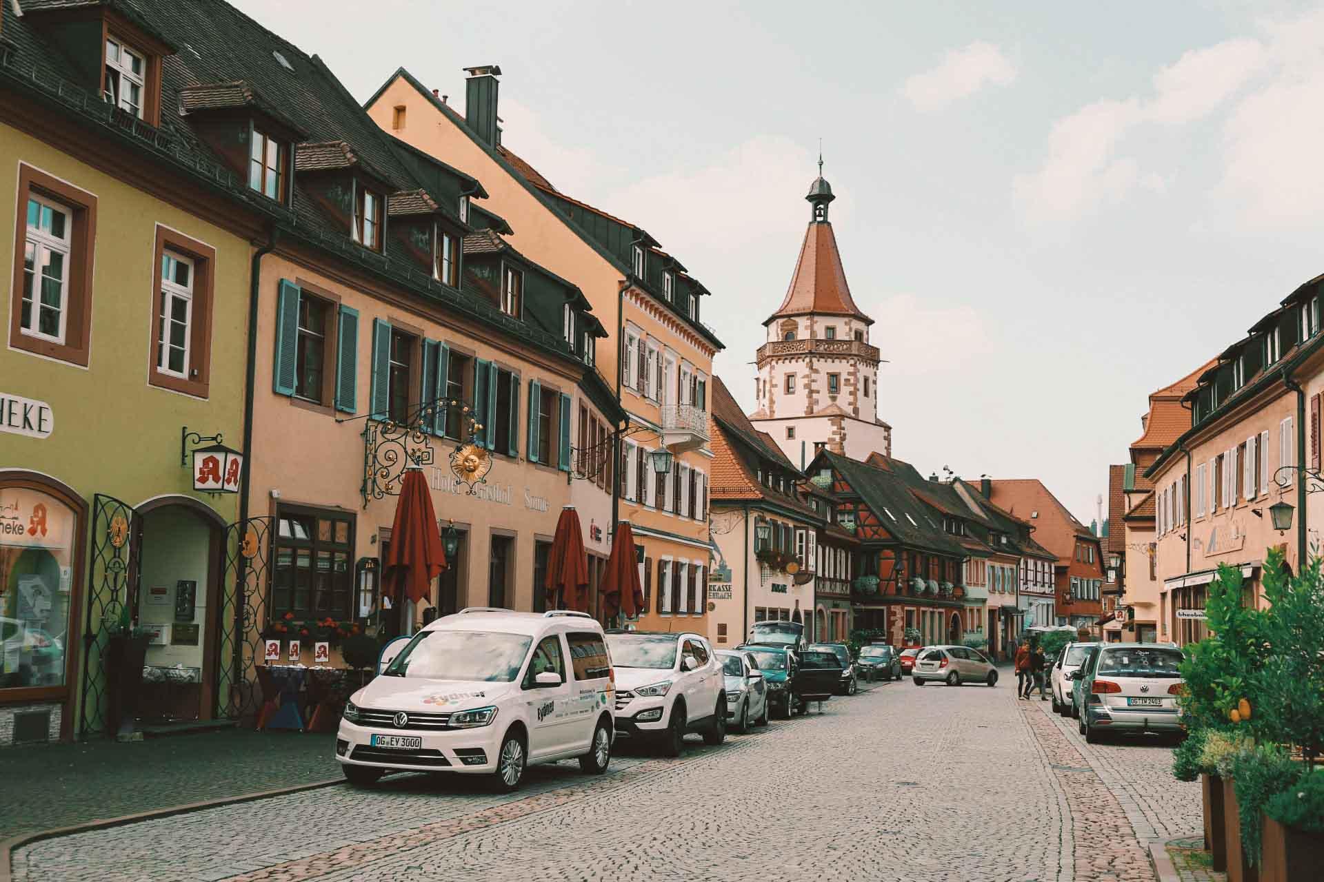 Gengenbach, un rincón con encanto en Alemania