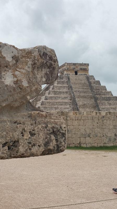 Chichen Itzá, una joya arqueológica en Riviera Maya