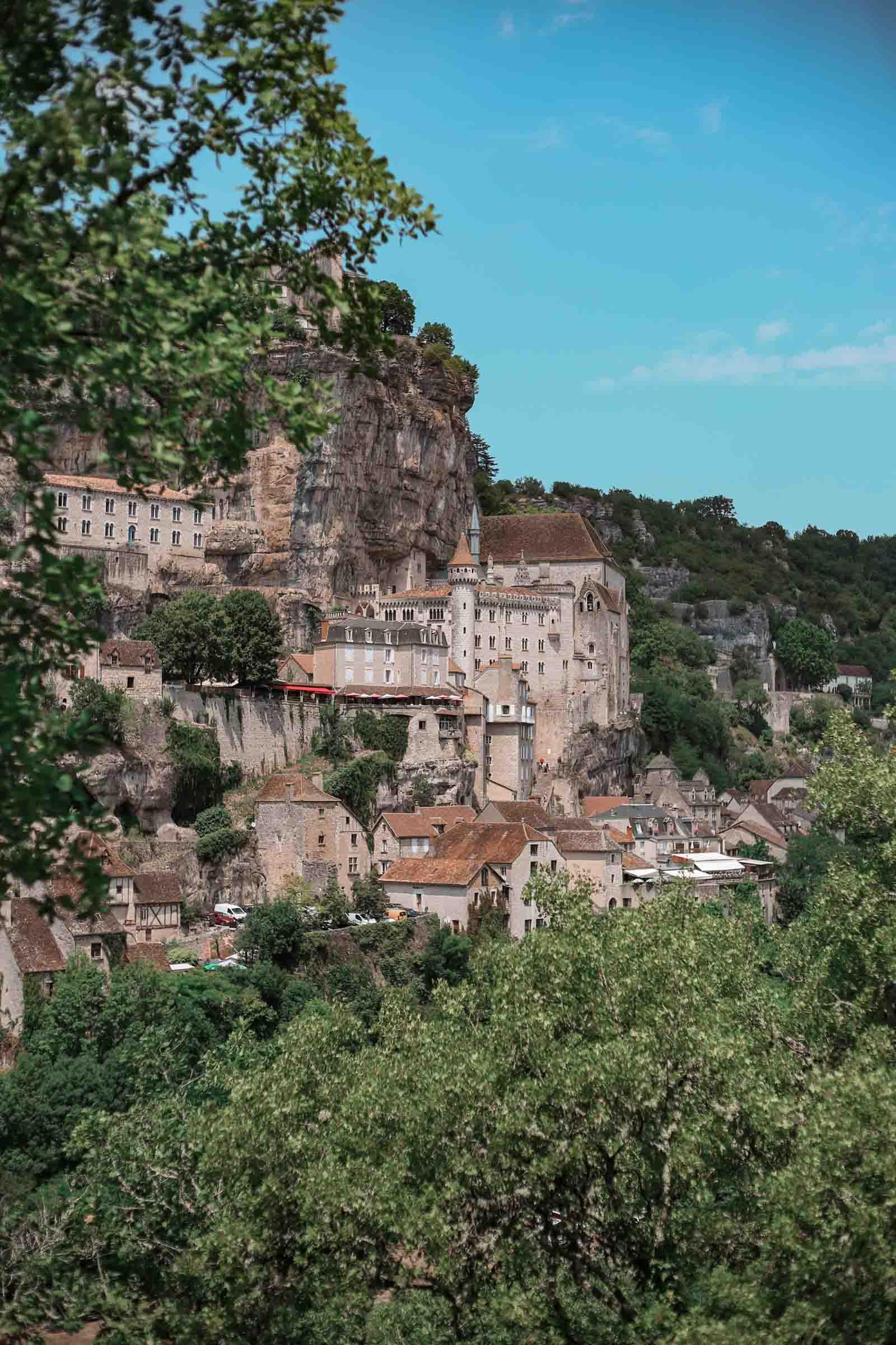 Vistas de Rocamadour