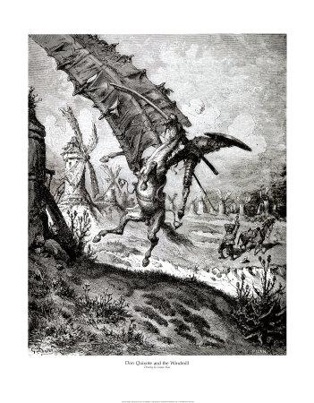 De la segunda salida de nuestro buen caballero D. Quijote de la Mancha