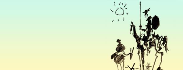 Que trata de la primera salida que de su tierra hizo el ingenioso D. Quijote