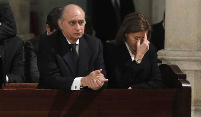 Jorge Fernández Díaz, exministro del PP, imputado por el caso Kitchen