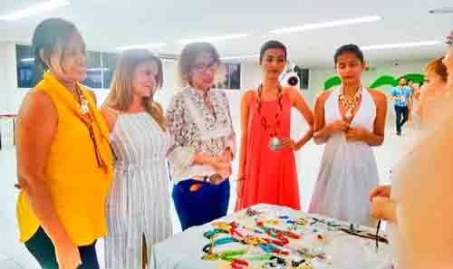 El programa de Diseño de Modas asesora iniciativas de Alcaldía Distrital