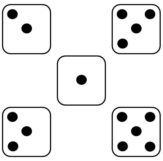 Complementos locativos argumentales: el método del dado