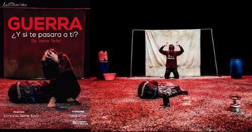 ¿El teatro es un arma cargada de futuro?: crónica de la creación de