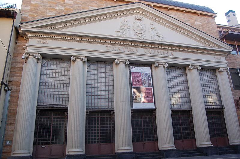 Actividad teatral en Huesca (2015-2019)