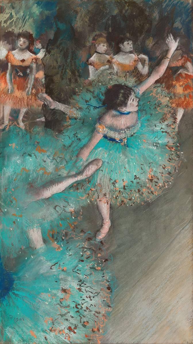 El arte del Ballet en Edgar Degas