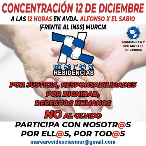 UNA MAREA DE RESIDENCIAS PARA EXIGIR DIGNIDAD, JUSTICIA Y RESPETO A LOS DERECHOS HUMANOS