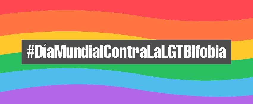 En Cartagena, el 17 de mayo, ¡¡Pintamos contra la LGTBIfobia!!
