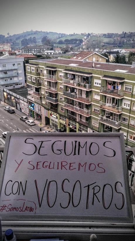 Hoy lunes 18 de mayo de 2020, a las 19:30h, desde El Rosell, en Cartagena, pasearemos, como cada lunes, nuestros mensajes y vuestra memoria
