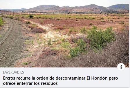 CONTINÚAN CON EL ENVENENAMIENTO DE CARTAGENA, ECOSISTEMAS Y PERSONAS