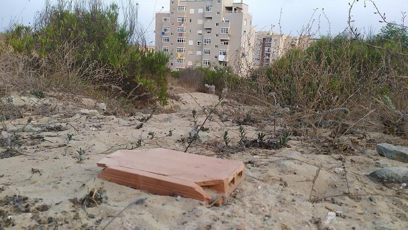 Monte Blanco debe ser reserva dunar, también se salvaría Cala del Pino si el Ayuntamiento no da licencia