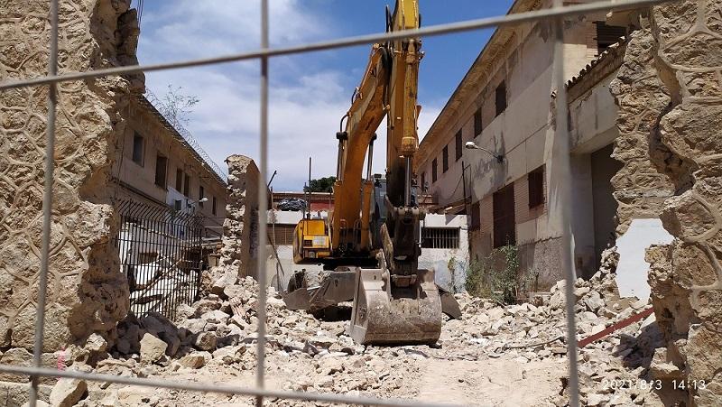 Cárcel de San Antón, de património histórico a solar para aparcamiento de Hospital privado