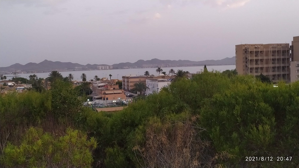Ayuntamiento Cartagena con ayuda del Gobierno Regional, quiere arrasar con Monte Blanco, en su último rincón virgen